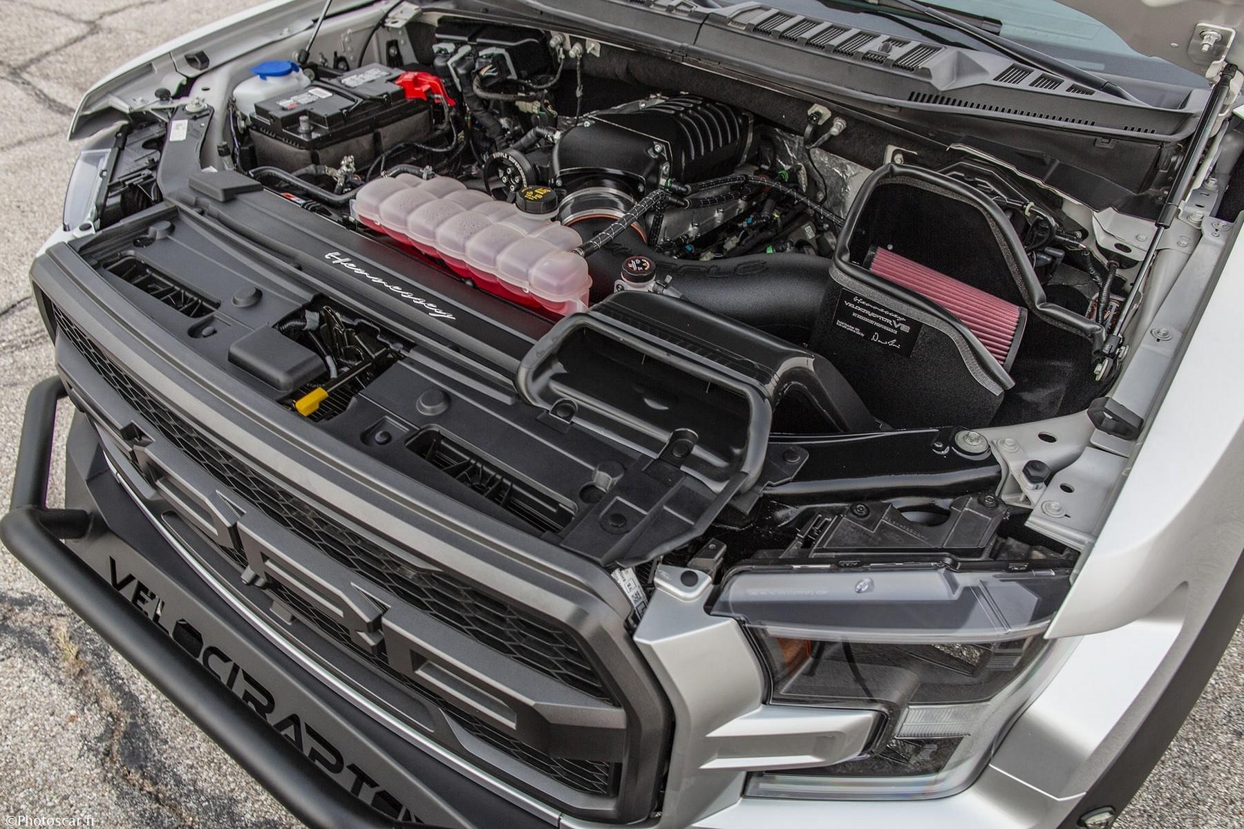 Hennessey VelociRaptor V8 2019