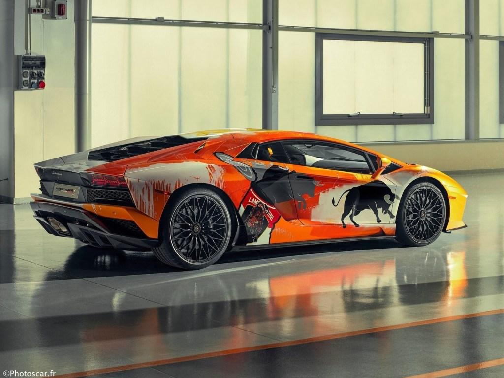 Lamborghini Aventador S Skyler Grey 2019