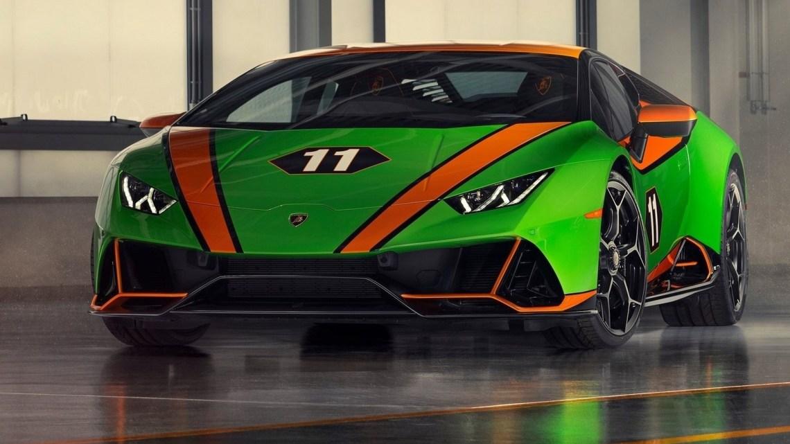 Lamborghini Huracan Evo GT Celebration 2020 – Un V10 fournit le pouvoir