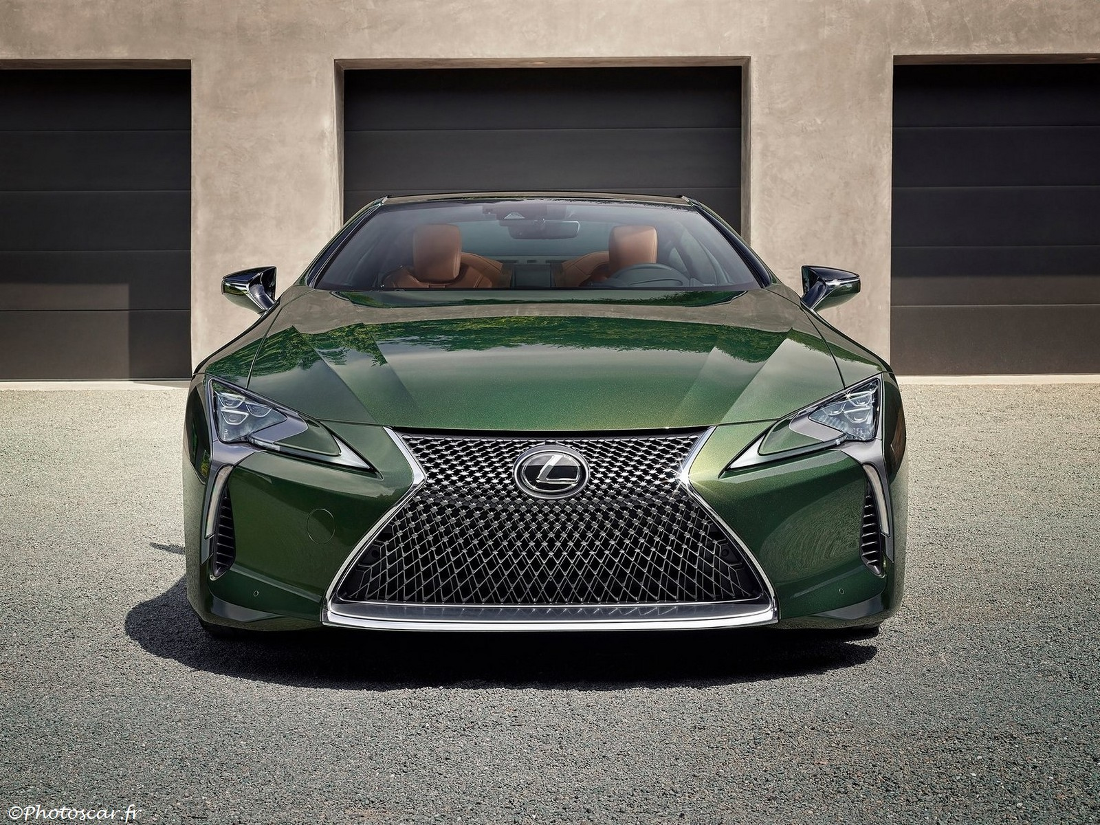 Lexus LC 500 Inspiration Series 2020