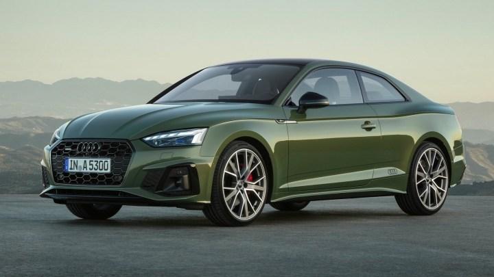 Audi A5 Coupe 2020 – Une technologie moderne et un moteur puissant