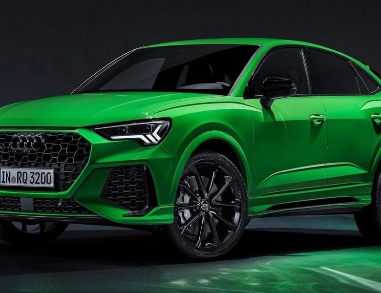 Audi RS Q3 Sportback 2020 – Force et performances exceptionnelles