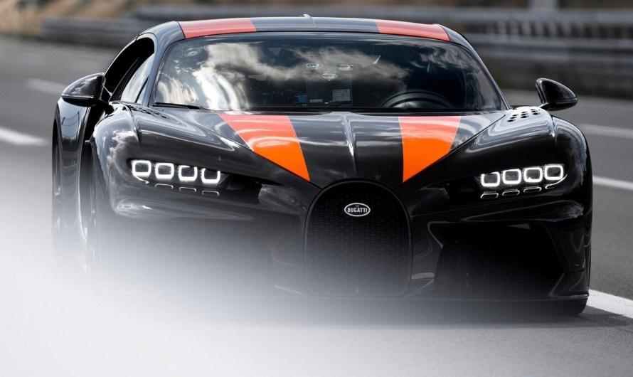 Bugatti Chiron Super Sport 300+ 2021 – La voiture de sport la plus rapide