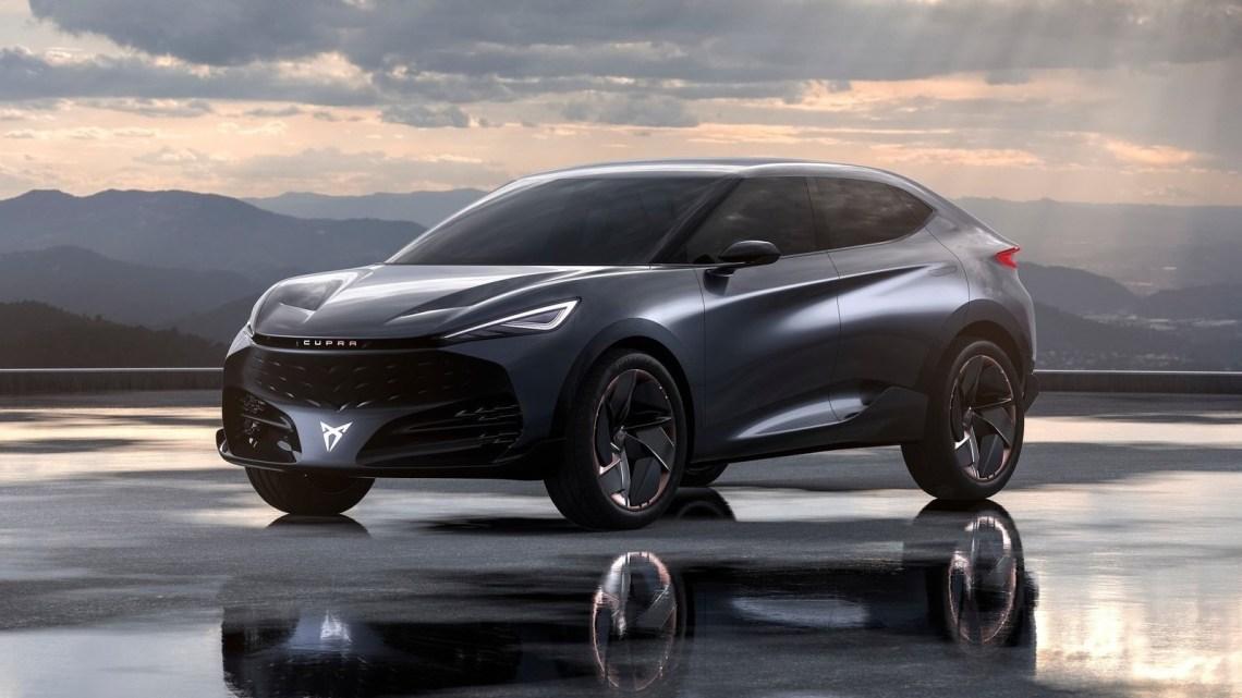 Cupra Tavascan Concept 2019 – Nouveau concept 100 % électrique