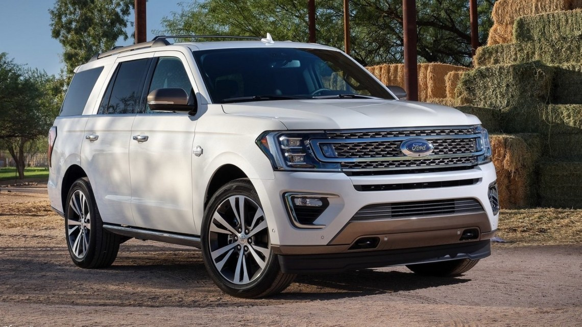 Ford Expedition 2020 – Le SUV proposera à nouveau l'édition King Ranch