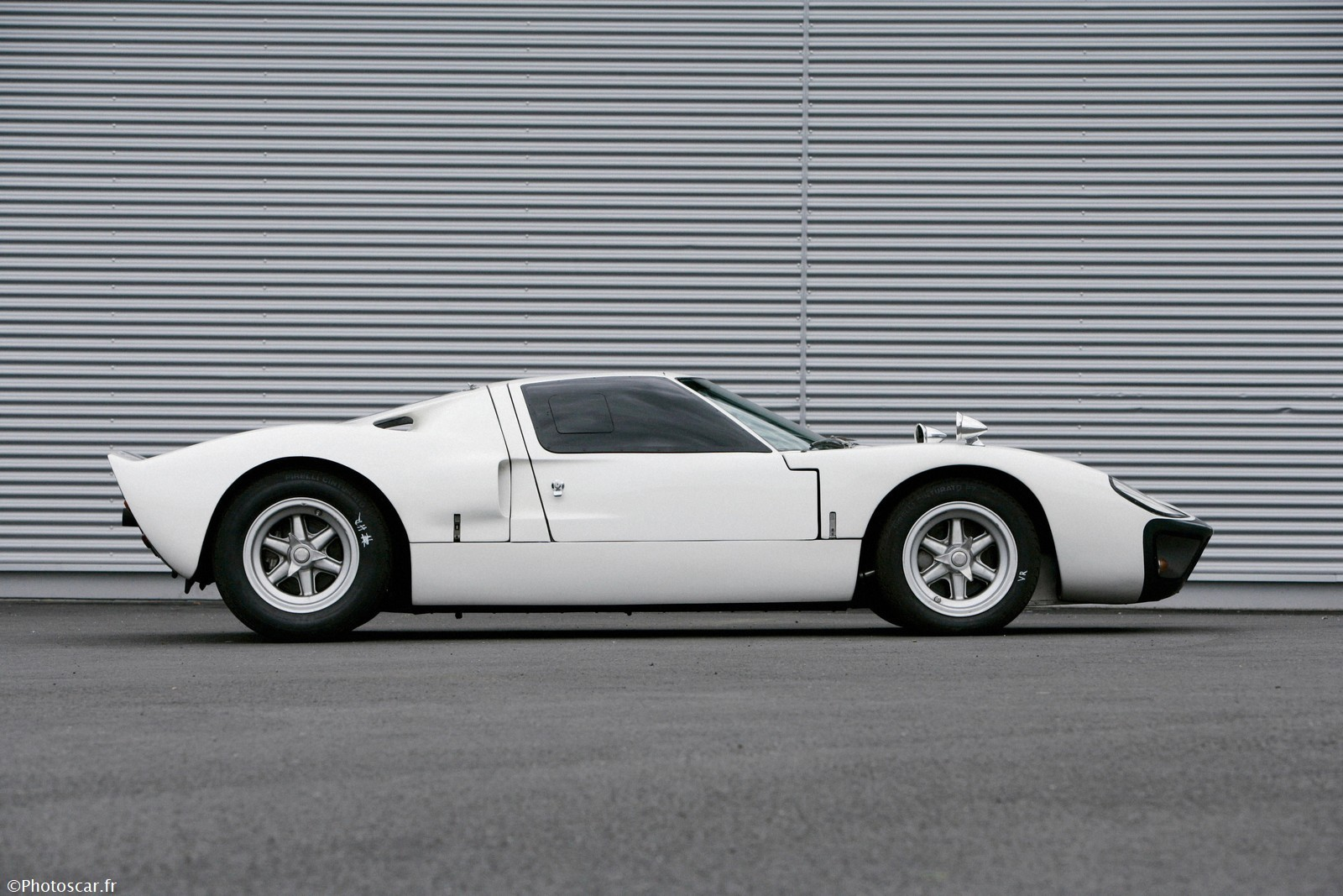 Ford GT40 (P/1108) 1969