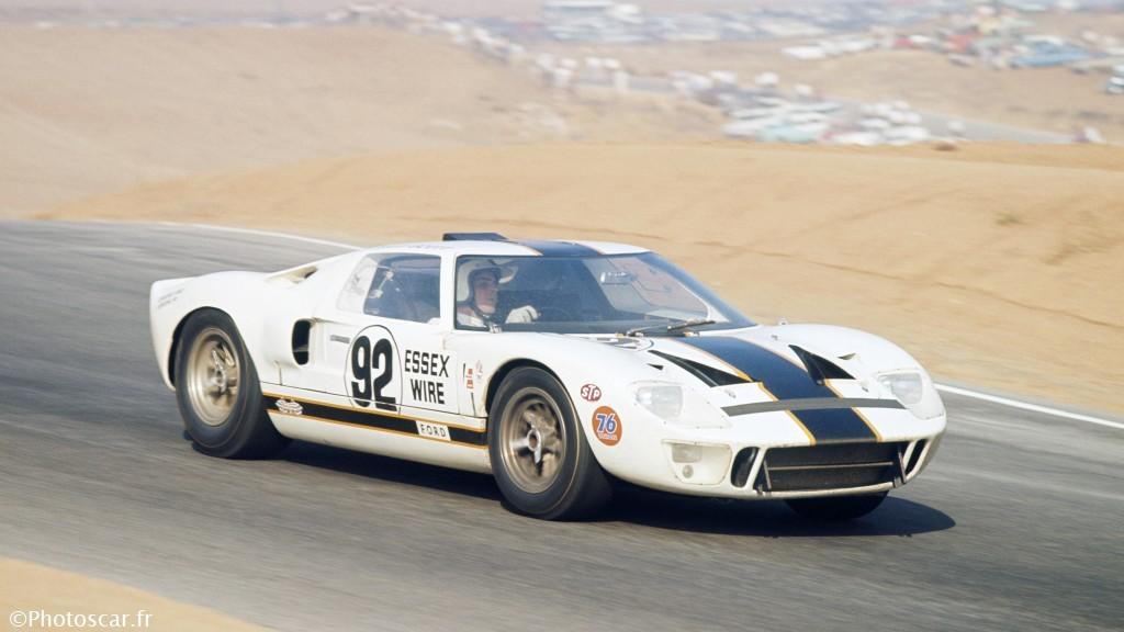 Ford GT40 (P/1010) Race Car 1967