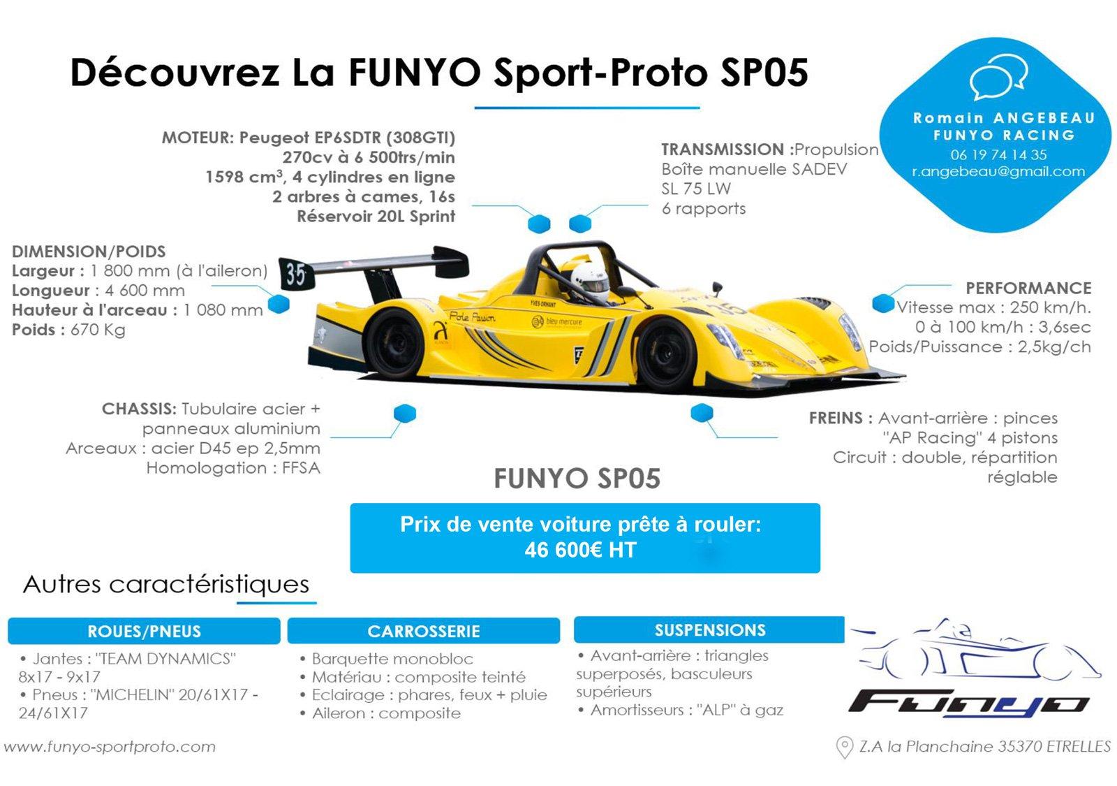 Funyo Sport Proto SP5