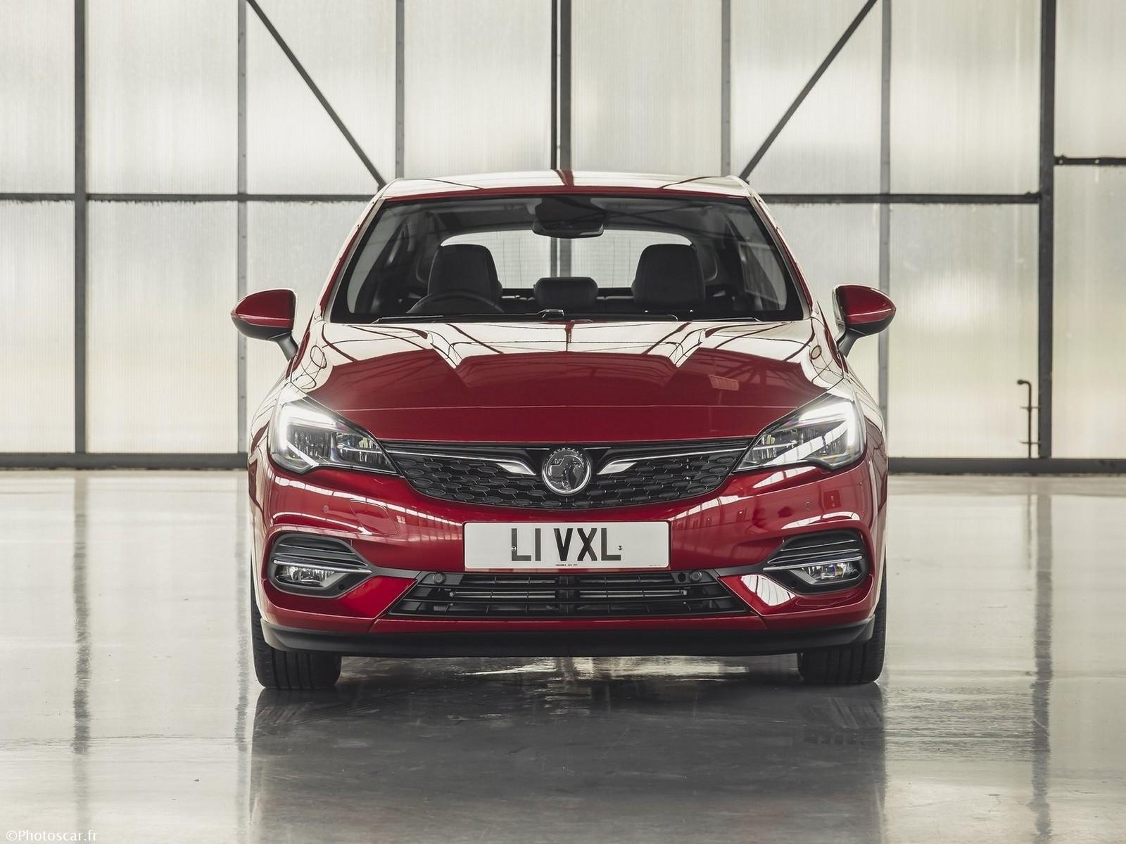 Vauxhall Astra 2020