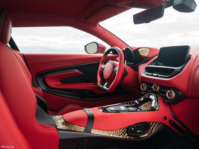 Aston Martin DBS GT Zagato 2020
