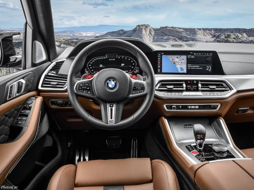 BMW X5 M Competition 2020