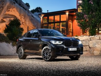 BMW X6 M Competition 2020