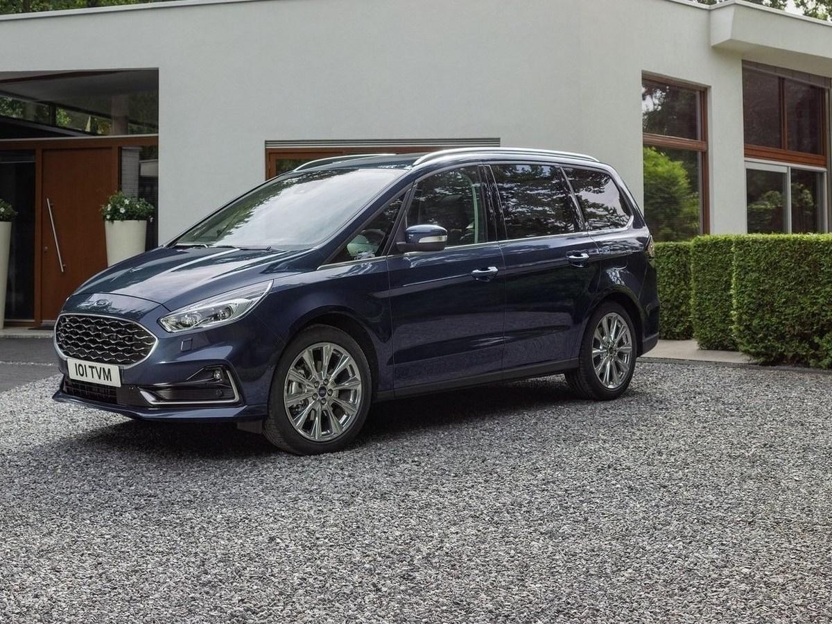 Ford Galaxy 2020 – L'exemple-même du style élégant et contemporain.