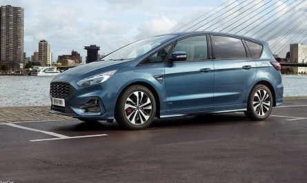 Ford S-MAX 2020