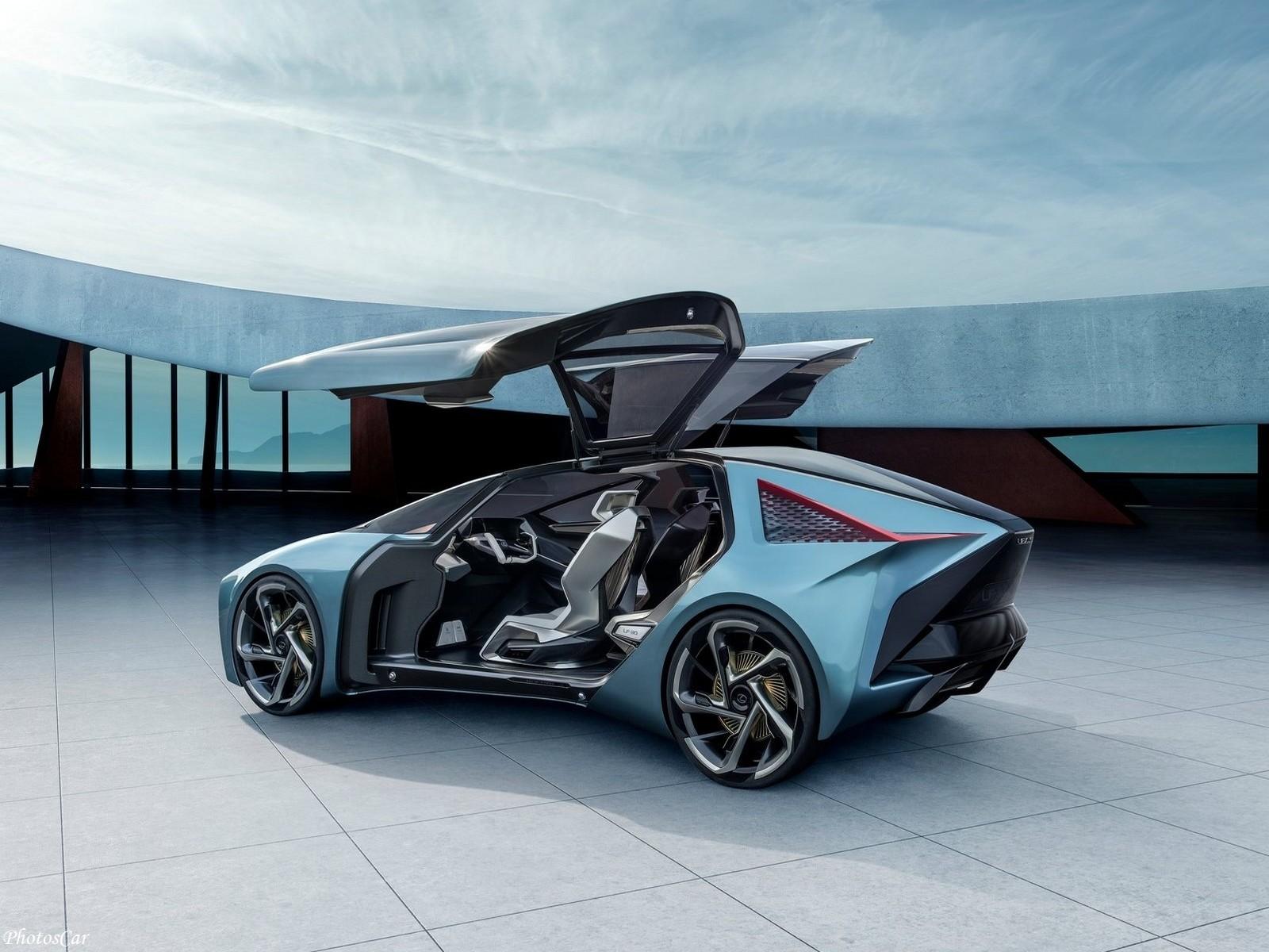 Lexus LF-30 Electrified Concept 2019