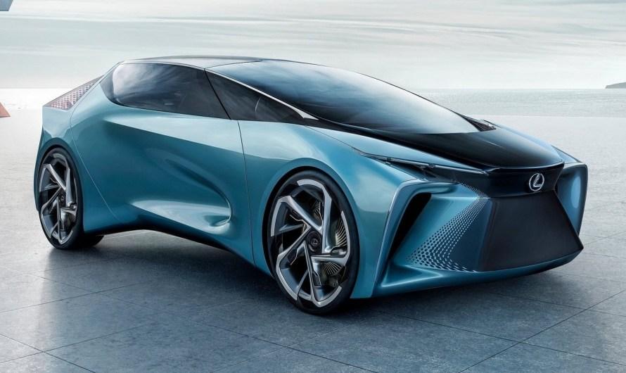 Lexus LF-30 Electrified Concept 2019 – Nouveau véhicule électrique Lexus