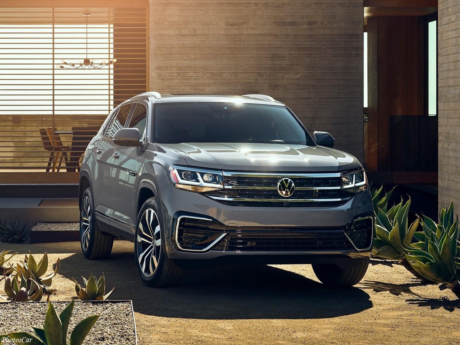 Volkswagen Atlas Cross Sport 2020