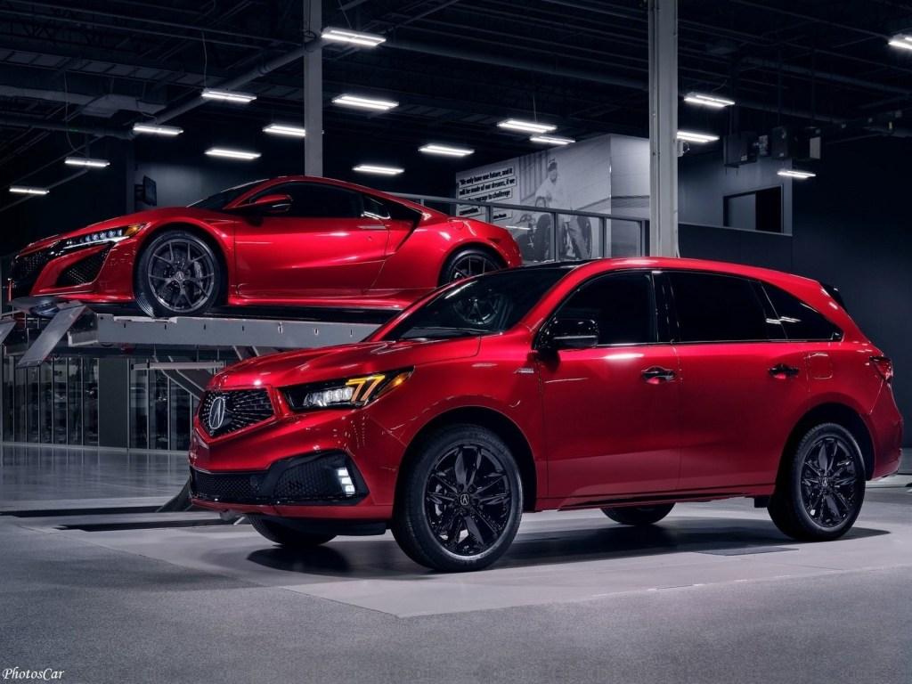 Acura MDX PMC Edition 2020 – 330 unités construites à la main