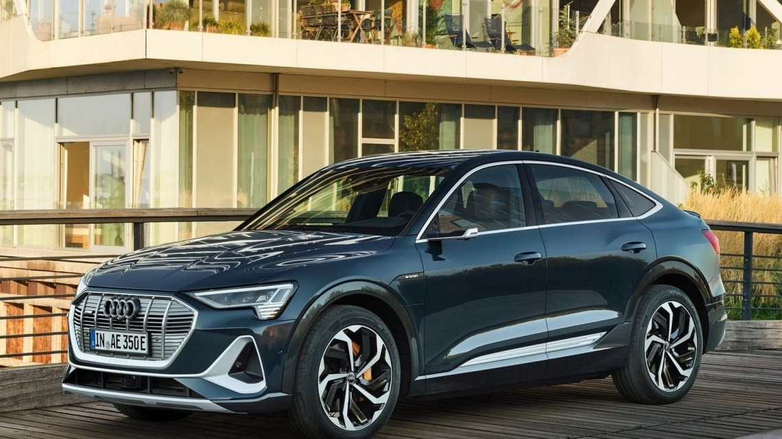 Audi e-tron Sportback 2021 – Version coupé du multisegment E-Tron