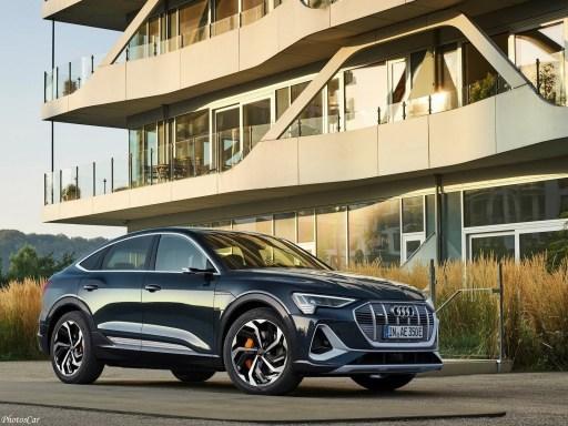 Audi e-tron_Sportback 2021