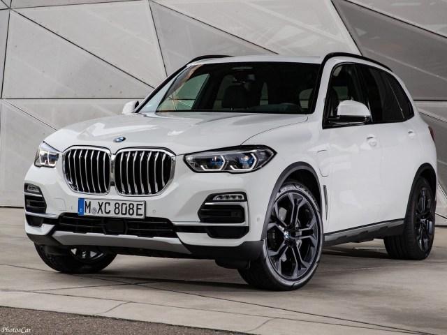 BMW X5 xDrive45e iPerformance 2019
