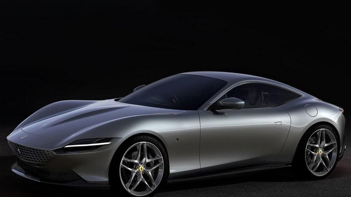 Ferrari Roma 2020 – Un design épuré et une symbiose absolue