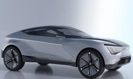 Kia Futuron Concept 2019