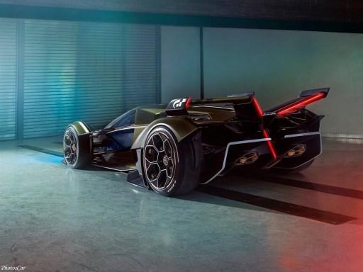 Lamborghini Lambo_V12 Vision Gran Turismo 2019
