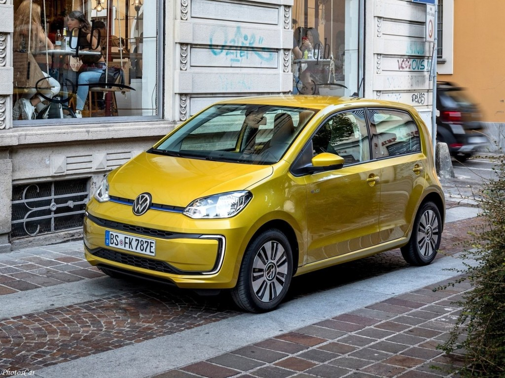 Volkswagen e-Up 2020