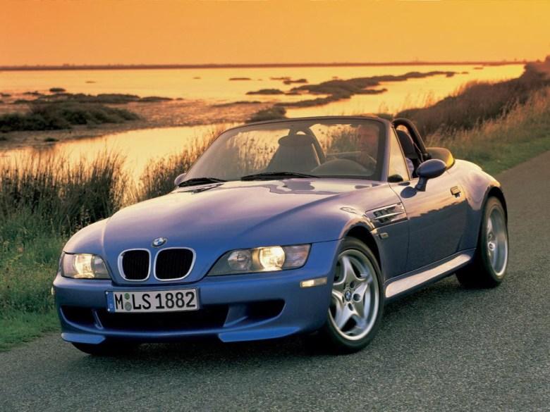 BMW Z3 M Roadster E367 1997