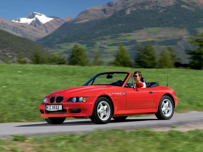 BMW Z3 Roadster 1996