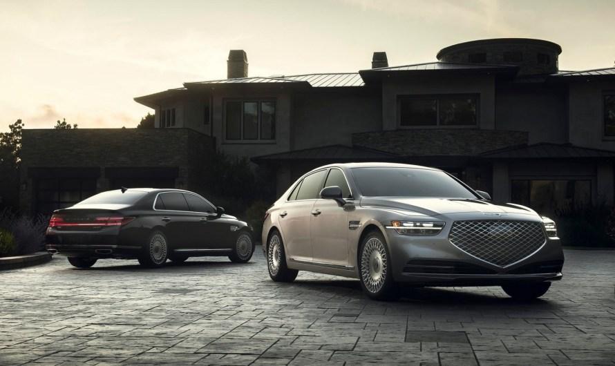 Genesis G90 2020 la berline de luxe est la reine incontesté de la calandre