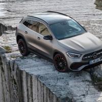 Mercedes Benz GLA 2021 - Confort exceptionnel sur les longs trajets