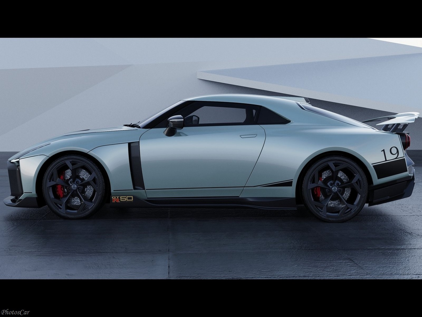 Nissan GT-R50_Italdesign 2021