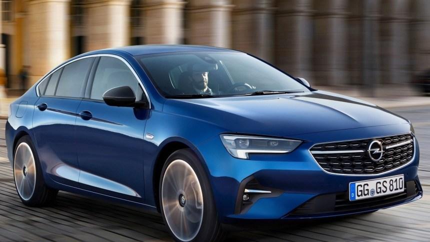 Opel Insignia Grand_Sport 2020