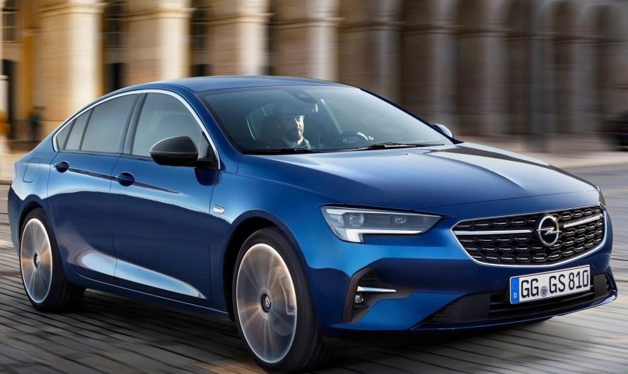 Opel Insignia Grand Sport 2020 – Design élégant et connectivité de pointe