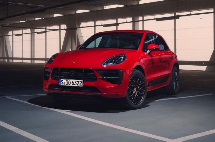Porsche Macan GTS 2020 – Une nouvelle version GTS au parfum sportif.