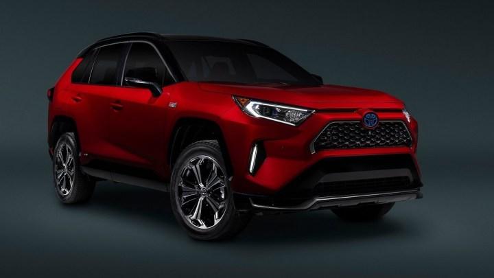Toyota RAV4 Prime 2021 – Le RAV4 le plus économe en carburant