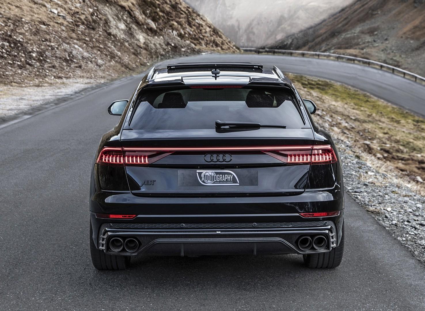 ABT Audi SQ8 TDI 2020