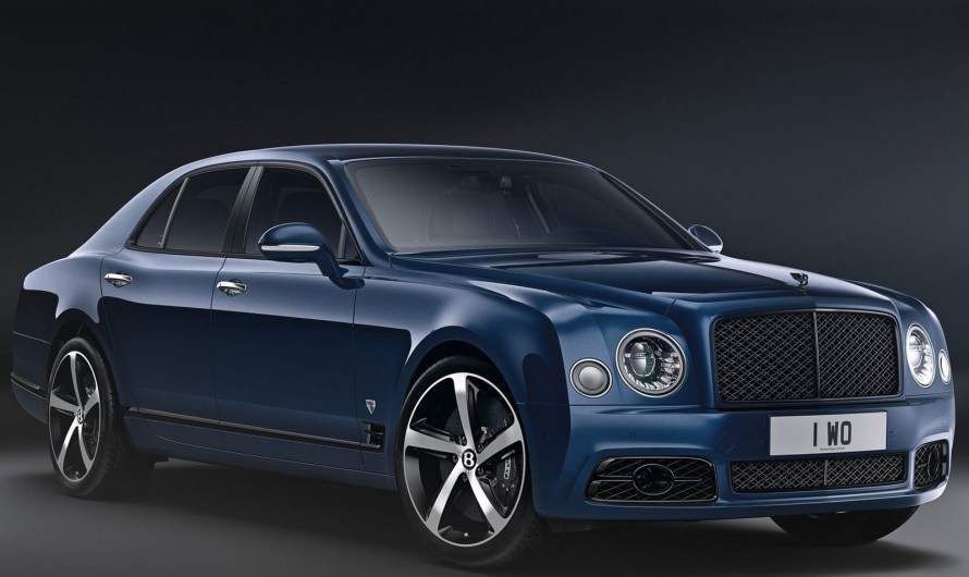 Bentley Mulsanne 6.75 Edition Mulliner 2020 – Moteur V8 de 6,75 litres