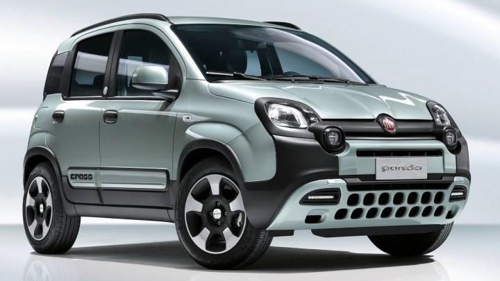 Fiat Panda Hybride 2020 – Moteur 3 cylindres de la famille FireFly