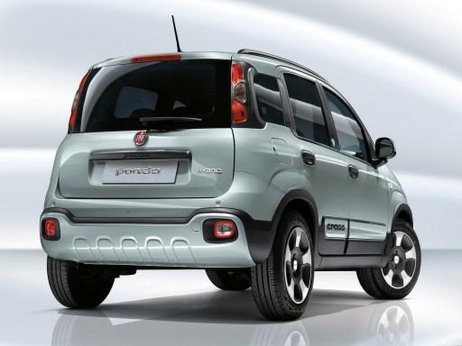 Fiat Panda Hybride 2020