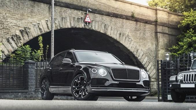 Kahn Design - Bentley Bentayga Centenary Edition 2019