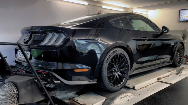 Schropp Tuning - Ford Mustang 2019