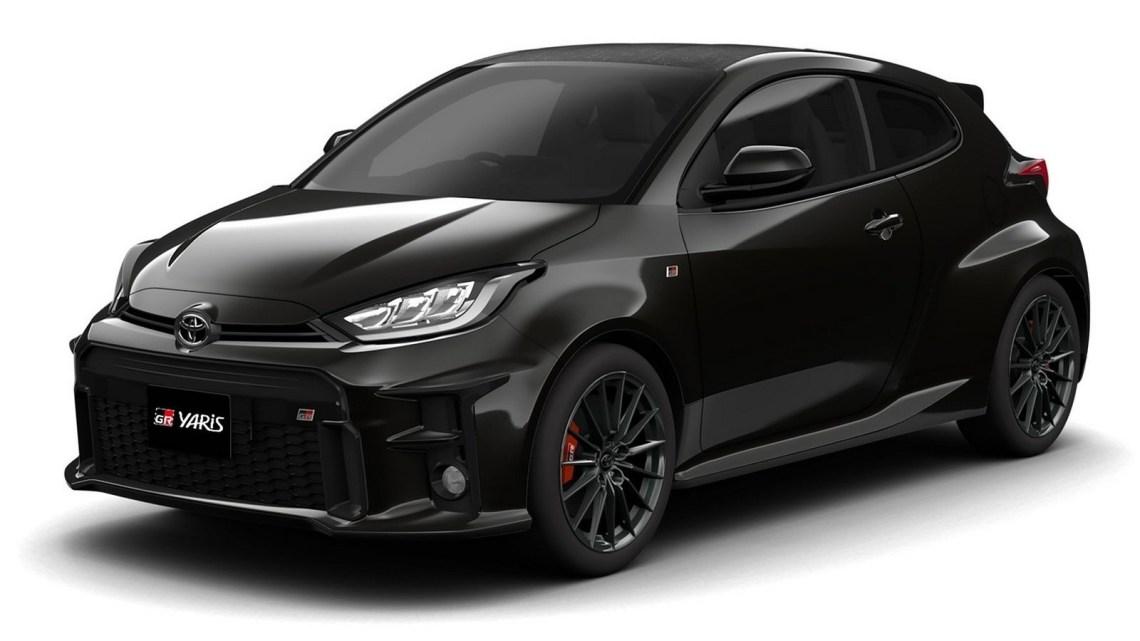 Toyota GR Yaris 2021 – Un moteur de 268 ch et une transmission intégrale