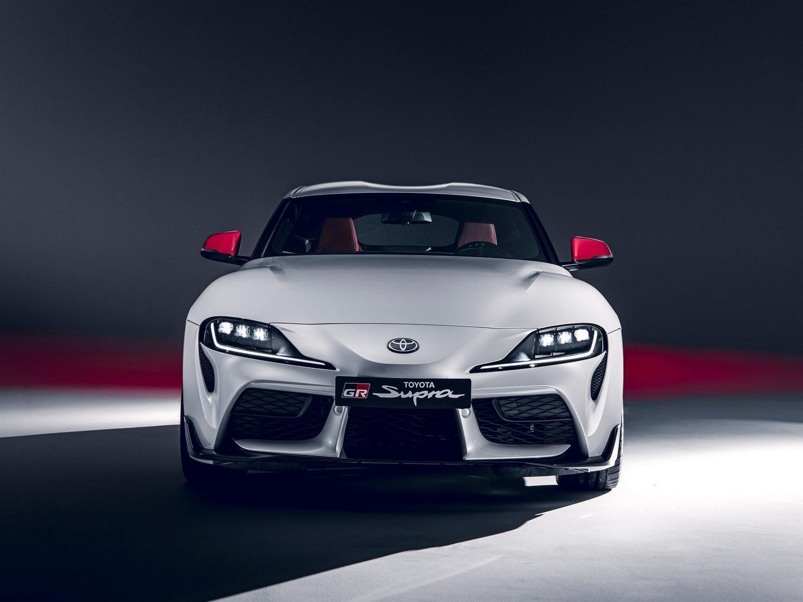 Toyota Supra 2.0 L Turbo 2020