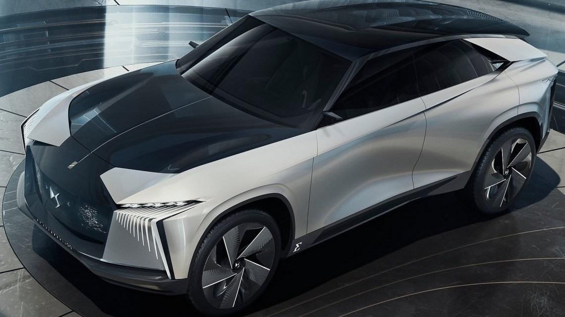 DS Aero Sport Lounge 2020 – Concept-car 100% électrique de 680 ch