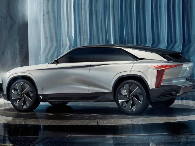 DS Aero Sport Lounge Concept 2020