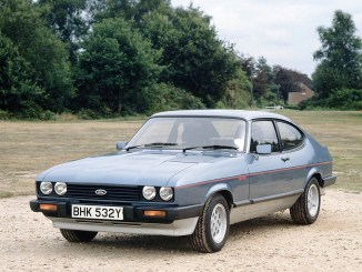 Ford Capri 2.8 Injection 1981
