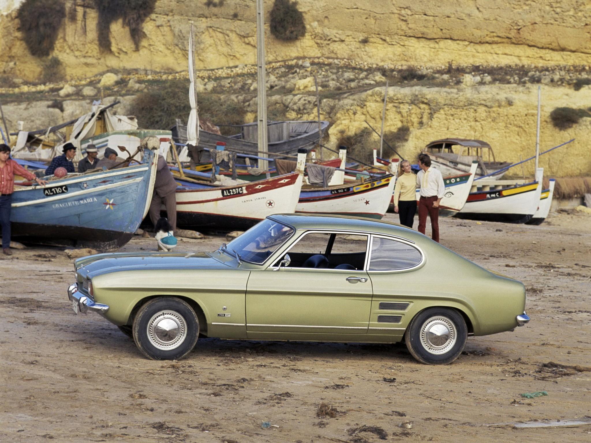 Ford Capri I 1972-1974